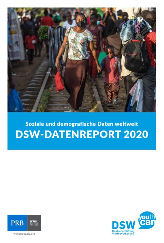 Cover Datenreport 2018 der DSW