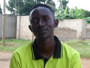 Ronald Nsubuga. Bild: TeamUp