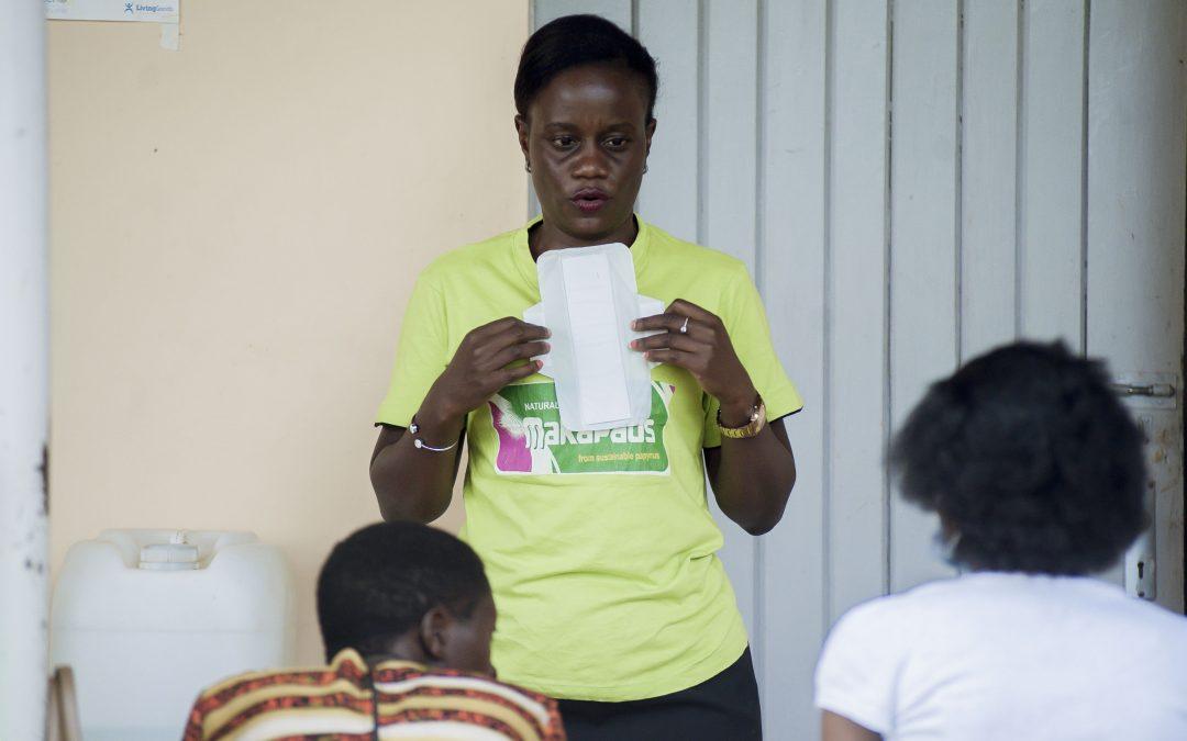 Menstruationshygiene: Schlüssel für Selbstbestimmung, Gesundheit und Jobs